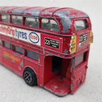 esso dinky toys routemaster meccano